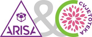 Arisa & Cvjetoteka logo | Zagreb Buzin | Supernova