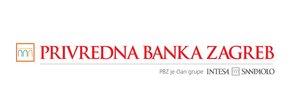 Privredna Banka Zagreb ATM logo | Zagreb Buzin | Supernova