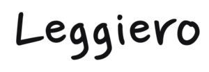 Leggiero Bar logo | Zagreb Buzin | Supernova