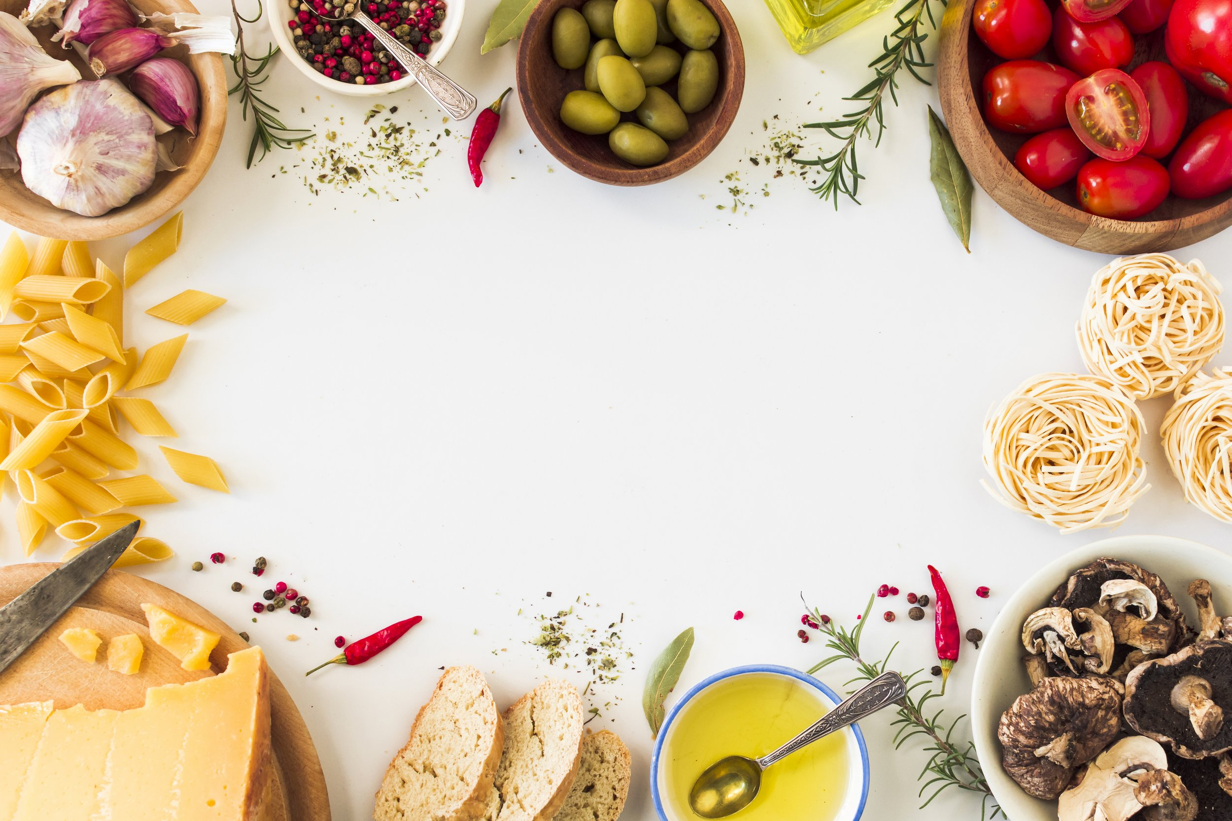 Delicious food at Supernova Zagreb Buzin