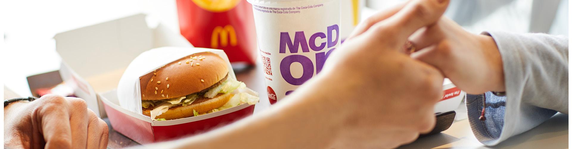 McDonald's & McCafe & McDrive | Zagreb Buzin | Supernova